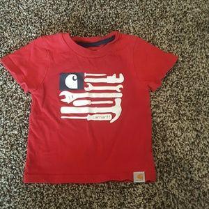 Boys 12 month Carhartt shirt
